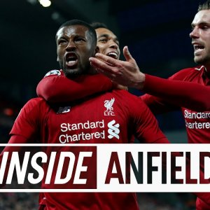 Inside Anfield: Liverpool 4-0 Barcelona | THE GREATEST ANFIELD COMEBACK