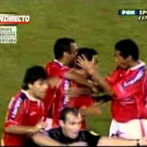 Cienciano vs Boca Juniors - Final Recopa Sudamericana 2004