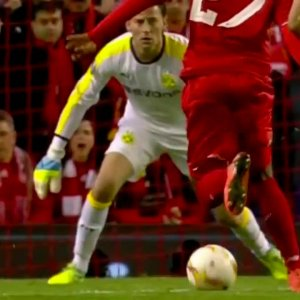 Liverpool vs Dortmund 4-3 Highlights (Europa League) 2015-16 HD 720p (English Commentary)