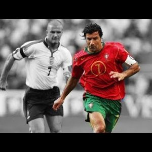 Luis Figo ● Craziest Skills & Goals Ever ● ||